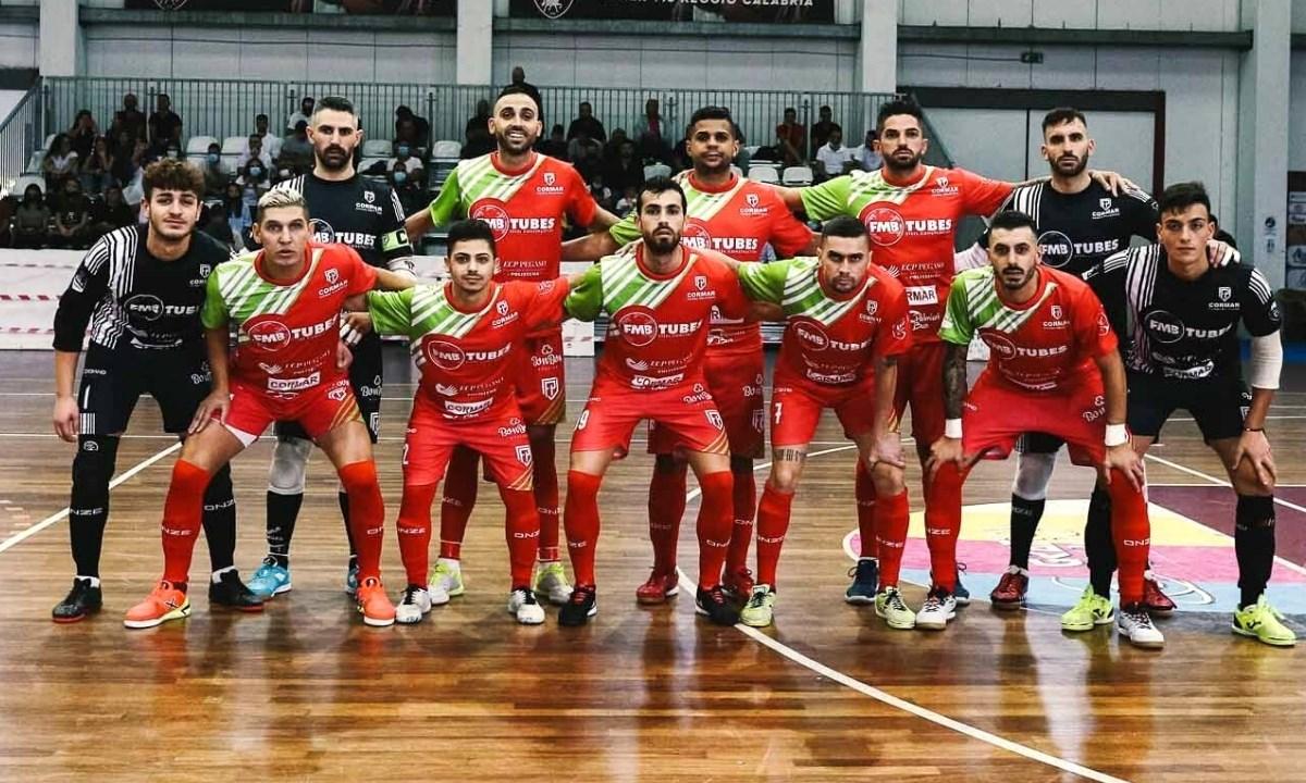 foto di Mikhaela Cannizzaro (Pagina Facebook Futsal Polistena)