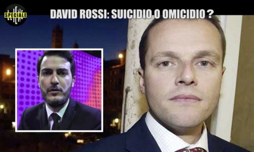 Rinascita ScottLe Iene rilanciano lo scoop di LaC News24 sulla misteriosa morte di David Rossi