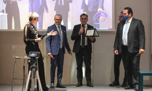 Al calabrese Alessandro Cuomo il Premio dell'imprenditoria di Fenimprese