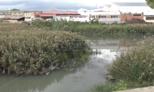 Il fiume Esaro