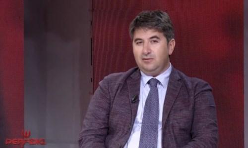 Antonio Lo Schiavo nello studio di Perfidia