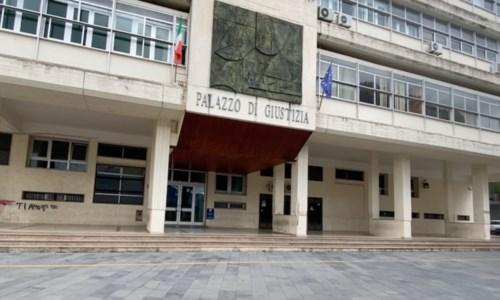 L'ex tribunale di Corigliano Rossano