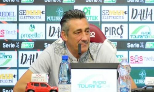 Serie BVerso Reggina-Parma, mister Aglietti: «Non mi fido dei crociati, mi aspetto tanto da Menez»