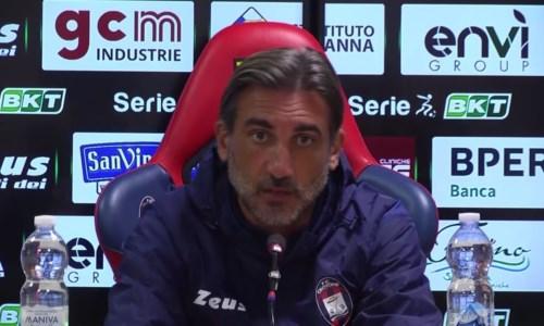 Qui squaliSerie B, il Crotone cerca la prima vittoria contro la capolista Pisa. Modesto: «Sono fiducioso»