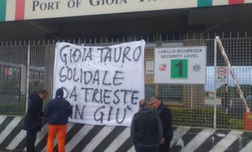 Lotta al coronavirusIl Green pass non ferma il porto di Gioia Tauro: assenti in 60 ma nessun blocco