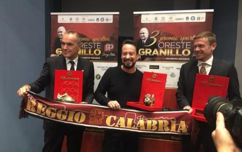 Premio Granillo a Mauro Balata, Luca Gallo, Roberto Baronio