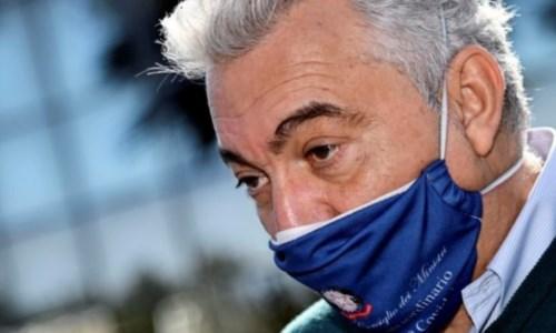 Inchiesta mascherine: Arcuri indagato per peculato, corruzione e abuso d'ufficio