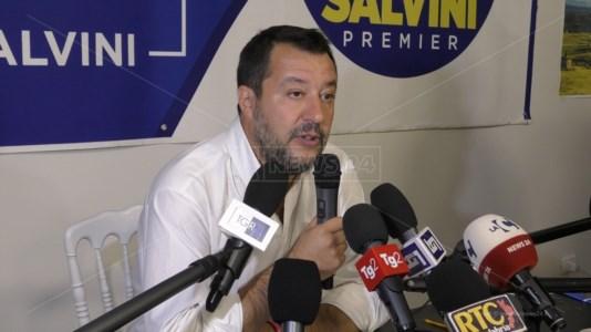 ElezioniSalvini in Calabria, scricchiola la poltrona di Spirlì: «In giunta non c'è nulla di definito»