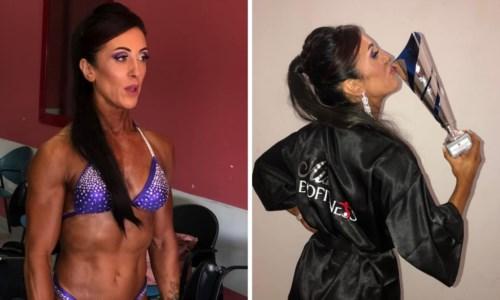 Vicesindaco nel Vibonese e campionessa di body building: Sara Suriano trionfa al trofeo Iron man