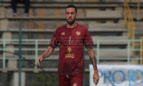 Alfredo Trombino - attaccante Morrone