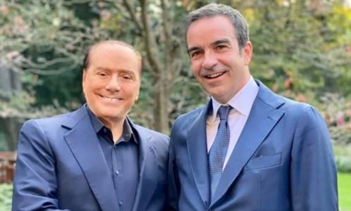 Roberto Occhiuto incontra Berlusconi a Milano: «Non vede l'ora di  venirci a trovare in Calabria»