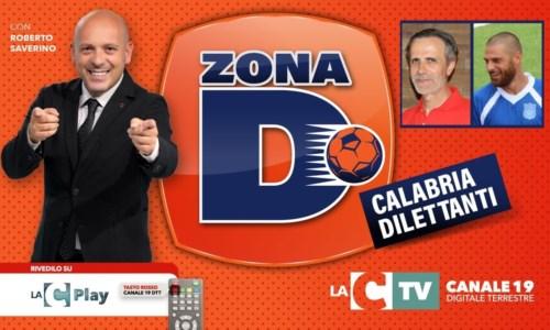 Dilettanti CalabriaZona D, i campi da calcio di periferia protagonisti oggi su LaC Tv: ospiti Tonino Figliomeni e Attilio Angotti