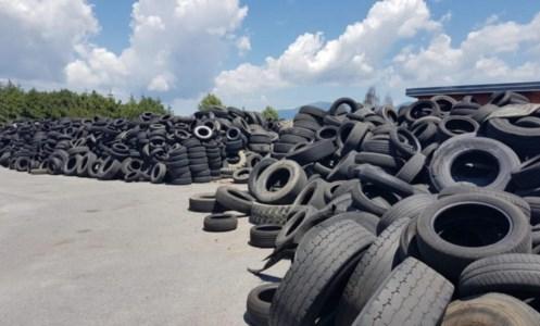 Rifiuti e ricicloRaccolti oltre 2mila pneumatici abbandonati in 5 comuni calabresi