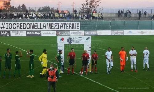 Calcio CalabriaSerie D, il Lamezia cade in casa: la Gelbison batte 2-1 i gialloblù