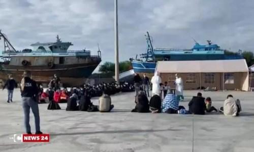 La trattaMigranti, ancora sbarchi nel Reggino: 182 profughi arrivati nelle ultime ore
