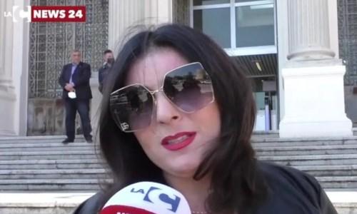 Il processoL'ex marito le diede fuoco e per i periti è seminfermo di mente, Rositani: «È un criminale e può ancora fare del male»