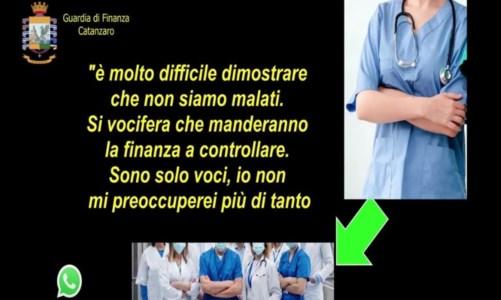 L'operazioneCatanzaro, medici del 118 si assentavano durante il lockdown fingendosi malati: sequestri per 46mila euro - NOMI