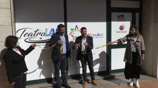 L'iniziativaCoworking: a Catanzaro nasce uno spazio condiviso dedicato all'arte e ai suoi professionisti