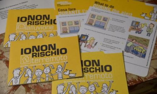 """""""Io non rischio"""", al via anche in Calabria la campagna di prevenzione della Protezione civile"""