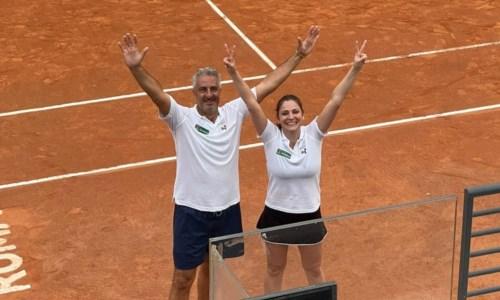 Tennis, anche la Calabria protagonista al Master Finale Gazzetta Tpra Challenge di Roma