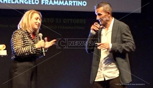 L'eventoCaulonia, accoglienza da star per Michelangelo Frammartino: «Tornare qui è sempre un'emozione»
