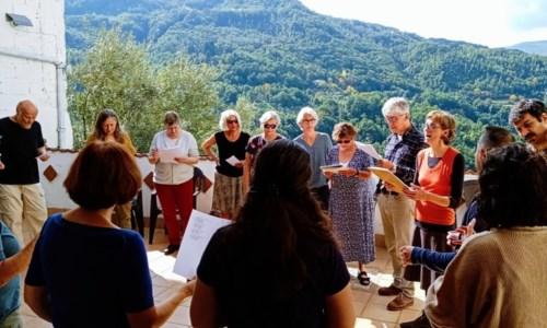 Dalla Germania a Conflenti per studiare e imparare i canti tradizionali calabresi