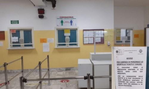 Nel CrotoneseA Mesoraca chiudono gli uffici Cup e ticket, scatta la protesta: l'Asp promette la riapertura immediata
