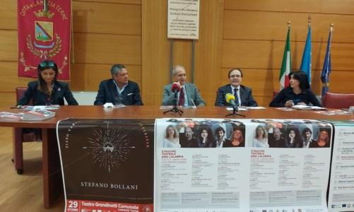 Eventi in CalabriaLamezia, parte la stagione teatrale di Ama Calabria: 14 spettacoli in sei mesi
