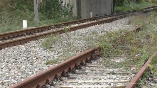 Il raccordo ferroviario dell'area portuale