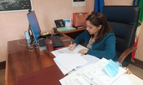 Il sindaco Maria Grazia Vittimberga
