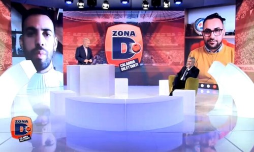 I format di LaC TvZona D con Franco Viola e i goleador della Serie D e dell'Eccellenza - VIDEO