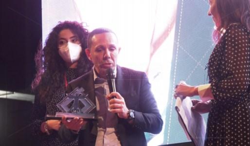 La consegna del premio Pol 2021 all'editore Domenico Maduli