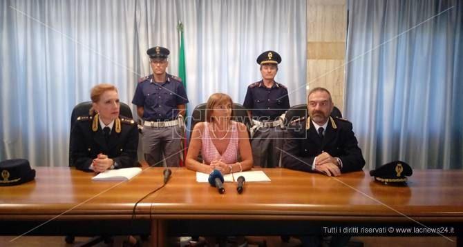 Polizia, presentati due nuovi dirigenti