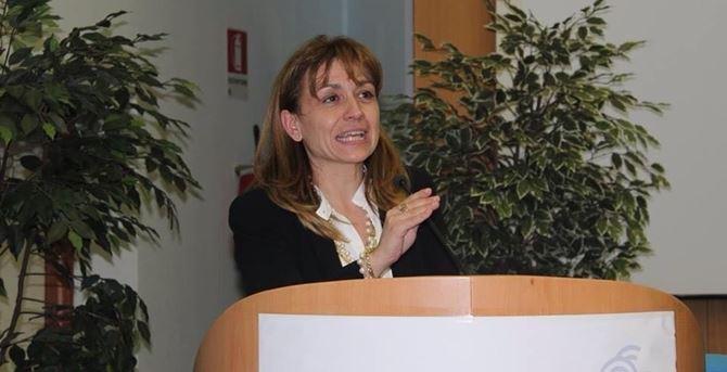 Angela Robbe, presidente Legacoop