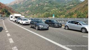 Incidente sulla Salerno-Reggio Calabria