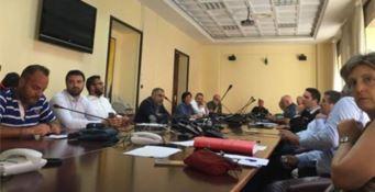 La riunione in Prefettura a Cosenza