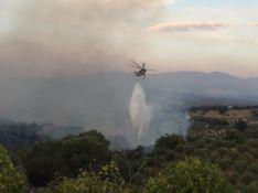 La provincia di Cosenza nella morsa degli incendi