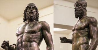 I bronzi di Riace in giro per il mondo, ecco la proposta