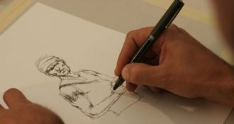 Paola, fumetti con Green Moon Artists