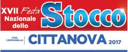 Cittanova, Festa nazionale dello stocco: attesa finita