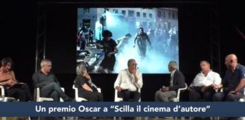 """Un premio Oscar a """"Scilla il cinema d'autore"""""""