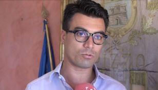 Il sindaco Callipo