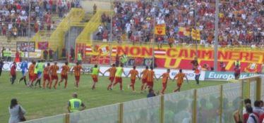 Serie C, gara rinviata per il Catanzaro