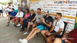 Il grande beach volley ad Amantea con Paolo Nicolai (INTERVISTA)