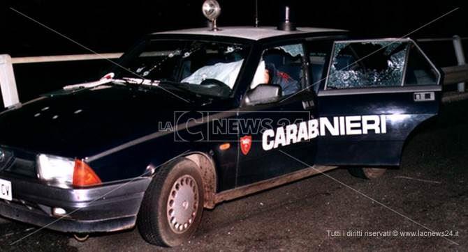 L'agguato ai carabinieri Fava e Garofalo
