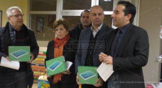 Lamezia, Fidapa e Aidr donano tablet al reparto di Pediatria