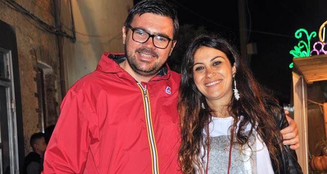 Marco Ambrogio e Rosaria Succurro