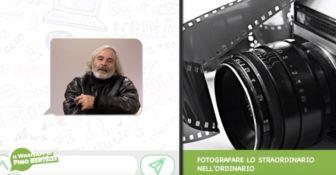 La magia della fotografia, il WhatsApp di Pino Bertelli
