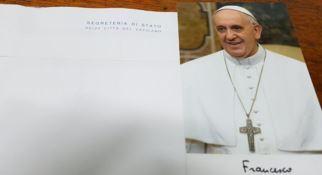 Le clementine di Corigliano sulla tavola di Papa Francesco