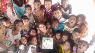 Da Amaroni a Calcutta, il grande cuore di Marta (FOTO)